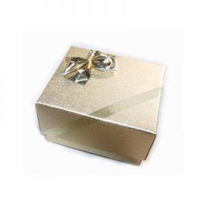 Papierová darčeková krabička